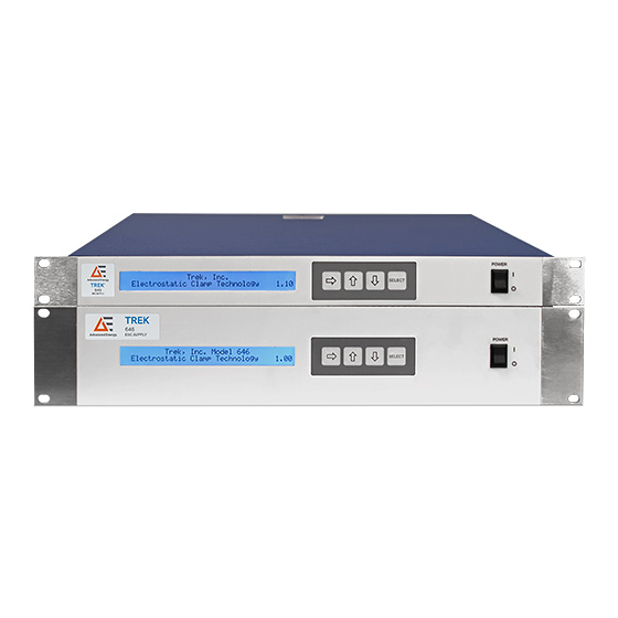 High Voltage Power Supplies |E-Chucks