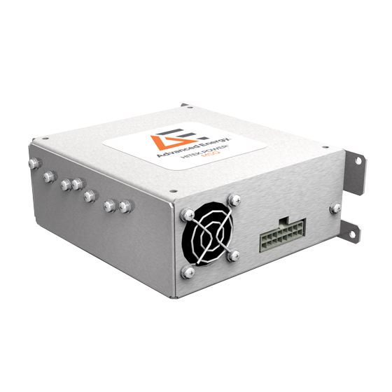 MSQ Series High Voltage Mass Spectrometry Power Supplies