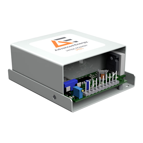 MSS Series High Voltage Mass Spectrometry Power Supplies