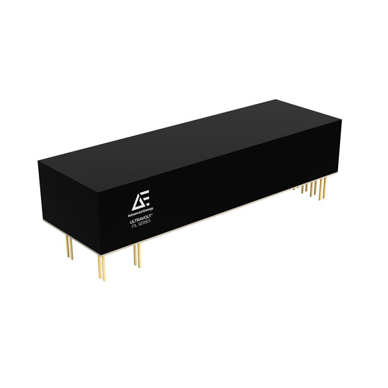 Ultravolt FIL High Voltage Power Supply
