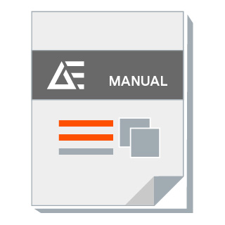 Advanced Energy Product and User Manuals