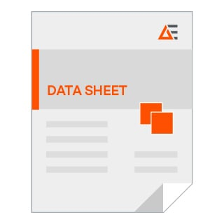 Advanced Energy Data Sheets